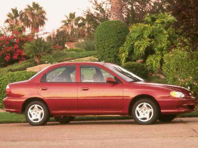 1999 Kia Sephia Sedan for sale in Redwood City for $0 with 137,505 miles