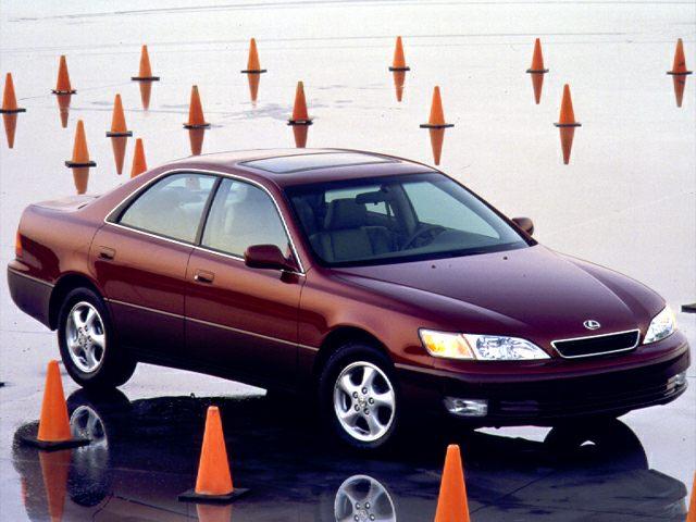 1999 Lexus ES 300 Sedan for sale in Houston for $4,995 with 16,000 miles.