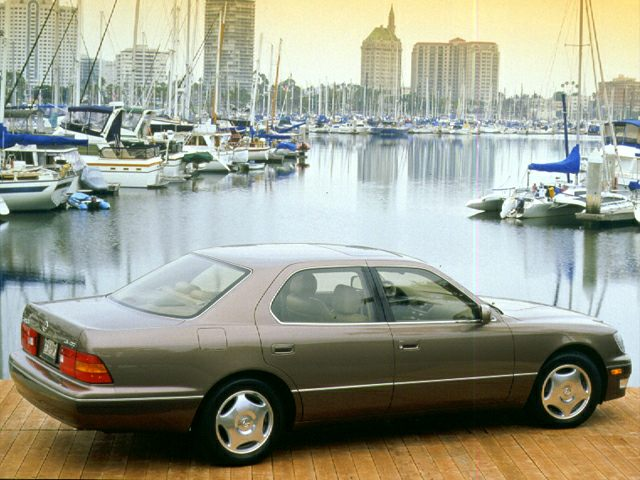 1999 Lexus LS 400 Sedan for sale in Dallas for $0 with 135,185 miles