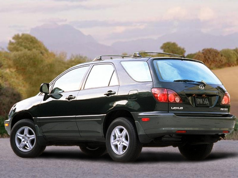 1999 lexus rx 300 reviews specs and prices. Black Bedroom Furniture Sets. Home Design Ideas