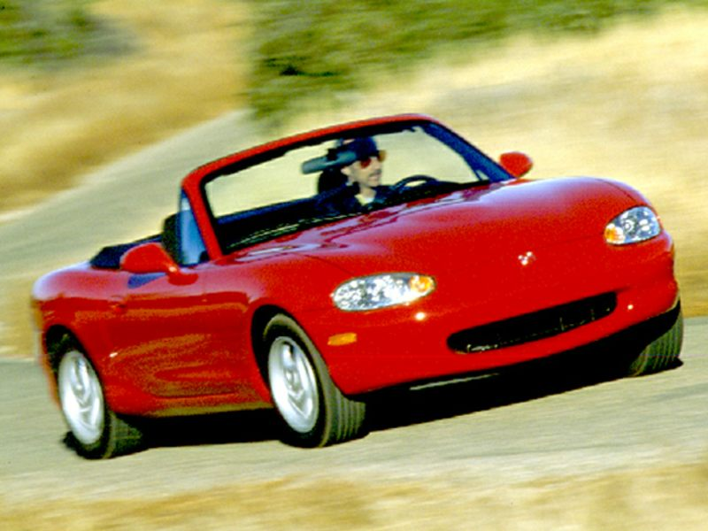 1999 mazda mx 5 miata specs pictures trims colors. Black Bedroom Furniture Sets. Home Design Ideas