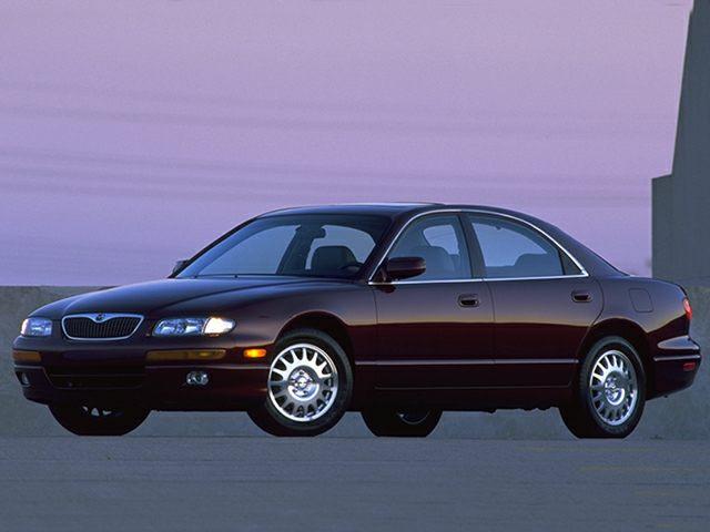 1999 Mazda Millenia Sedan for sale in Newark for $0 with 96,161 miles