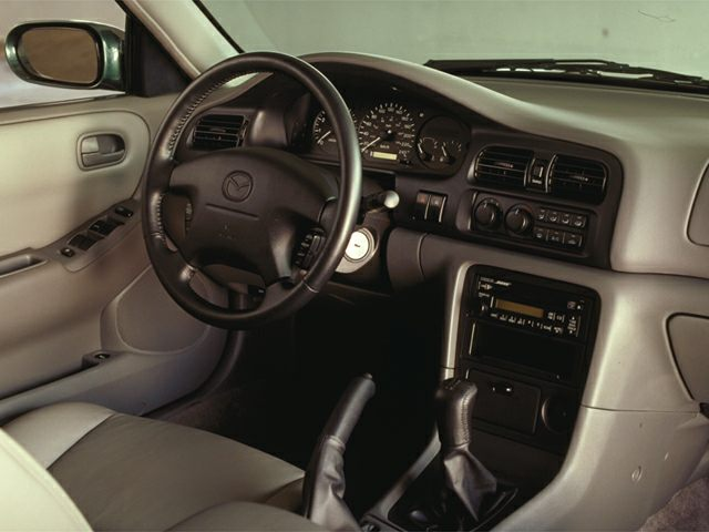1999 Mazda 626 Reviews Specs And Prices Cars Com