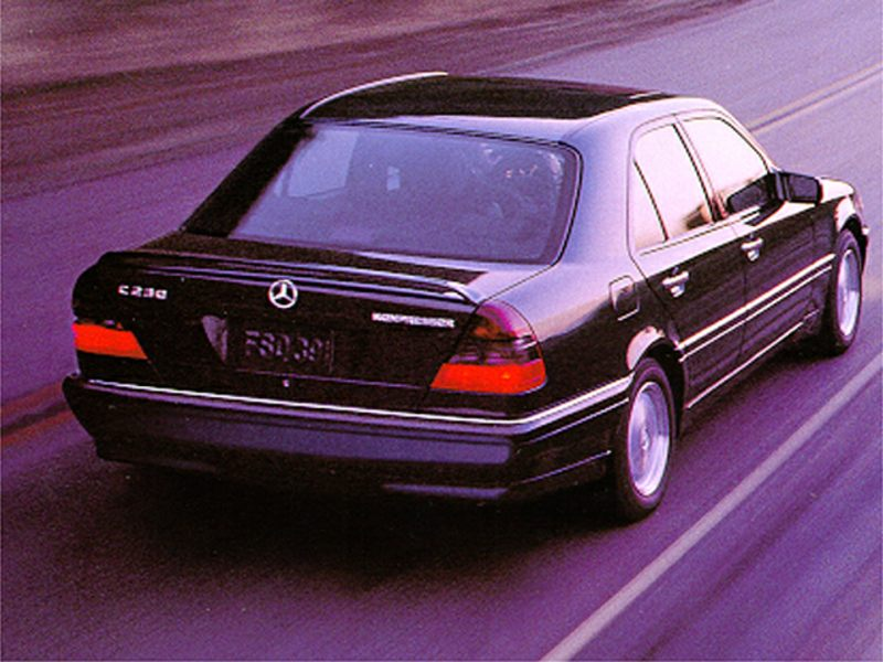 1999 mercedes benz c class reviews specs and prices. Black Bedroom Furniture Sets. Home Design Ideas