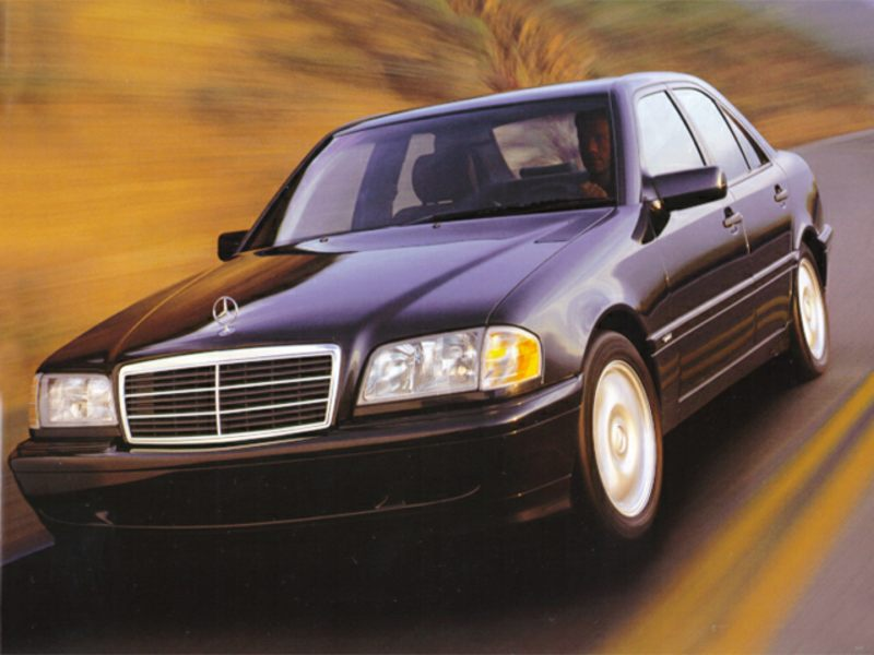1999 mercedes benz c class reviews specs and prices for Mercedes benz reliability ratings