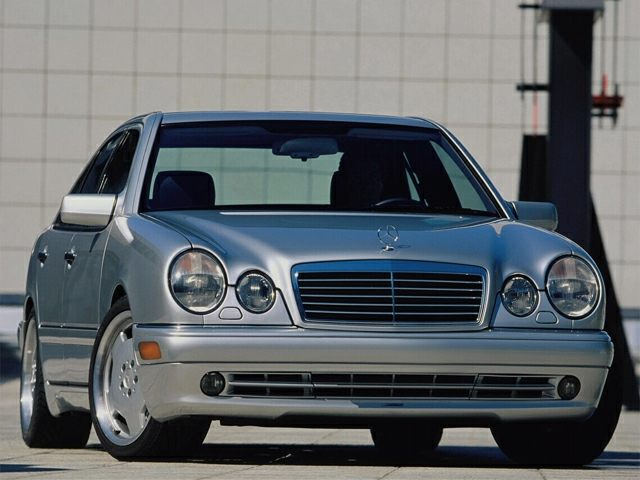 1999 Mercedes-Benz E-Class E320 Sedan for sale in Baltimore for $4,000 with 136,664 miles