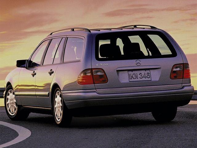 1999 Mercedes-Benz E-Class E320 Wagon Wagon for sale in Sacramento for $9,000 with 152,281 miles.