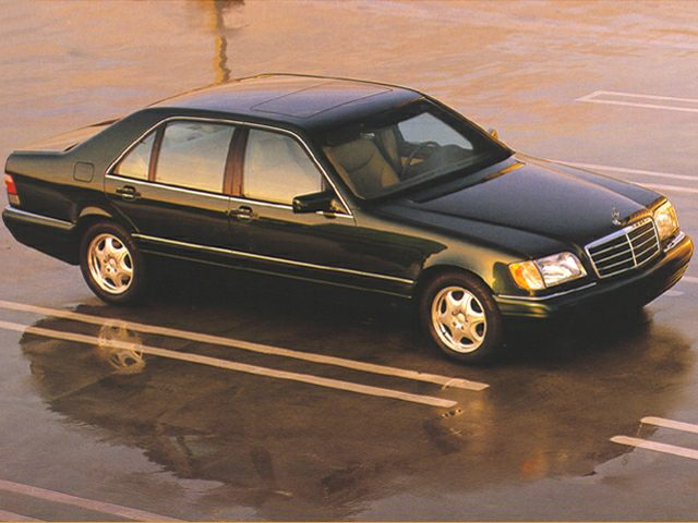 1999 Mercedes-Benz S-Class S320 Sedan for sale in Valdosta for $5,495 with 100,304 miles.