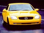 1999 Mercedes-Benz SLK-Class