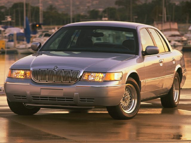 1999 Mercury Grand Marquis GS Sedan for sale in Rochelle for $0 with 0 miles