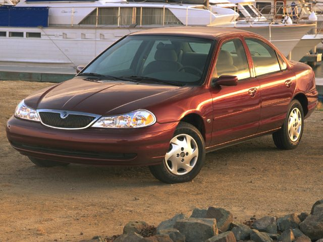 1999 Mercury Mystique LS Sedan for sale in McDonough for $4,995 with 61,923 miles