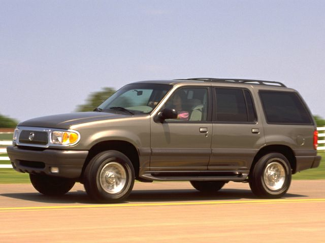 1999 Mercury Mountaineer SUV for sale in Hanover for $0 with 187,531 miles