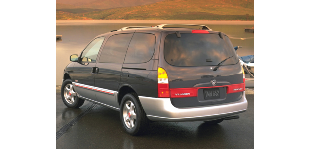 1999 Mercury Villager
