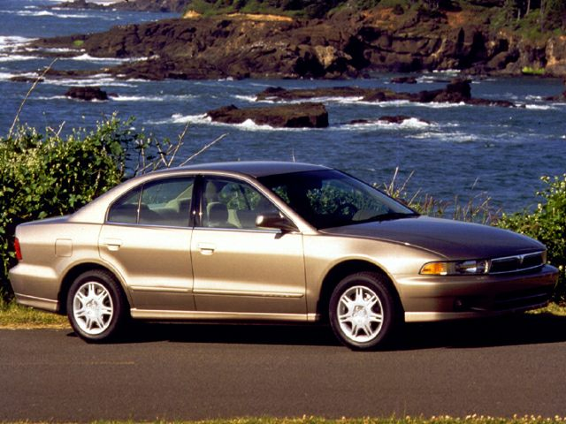 1999 Mitsubishi Galant Reviews Specs And Prices Cars Com