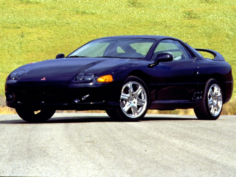 1999 mitsubishi 3000gt reviews specs and prices. Black Bedroom Furniture Sets. Home Design Ideas