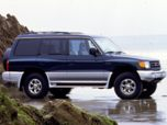 1999 Mitsubishi Montero