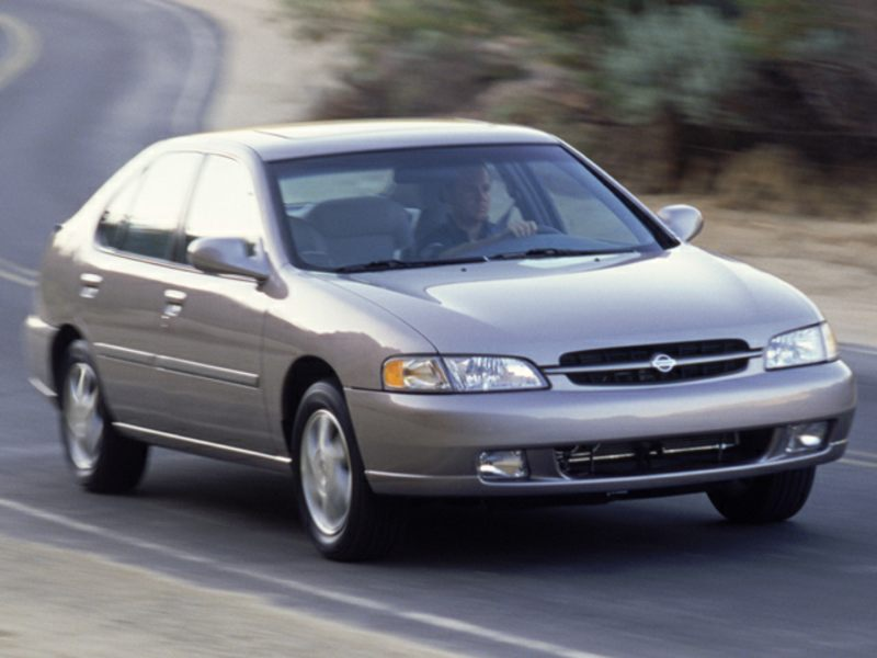 1999 nissan altima reviews specs and prices. Black Bedroom Furniture Sets. Home Design Ideas