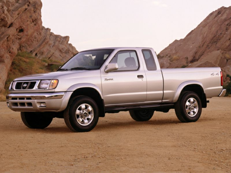 1999 nissan frontier reviews specs and prices. Black Bedroom Furniture Sets. Home Design Ideas
