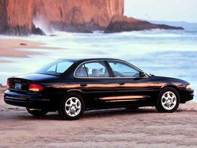 1999 Oldsmobile Intrigue GX Sedan for sale in Redwood City for $3,491 with 151,949 miles.