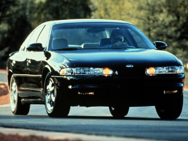 1999 Oldsmobile Intrigue GL Sedan for sale in Freeport for $1,999 with 177,203 miles