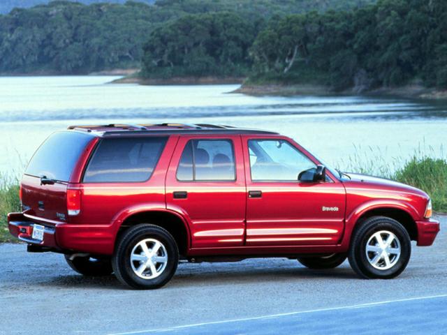 Oldsmobile Bravada 1999 1999 Oldsmobile Bravada