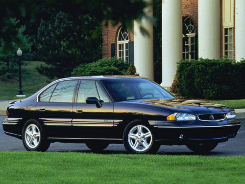 1999 pontiac bonneville reviews specs and prices for Garage auto bonneville