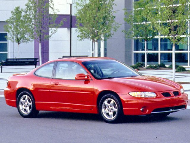 1999 Pontiac Grand Prix GT Coupe for sale in Marion for $995 with 245 miles.