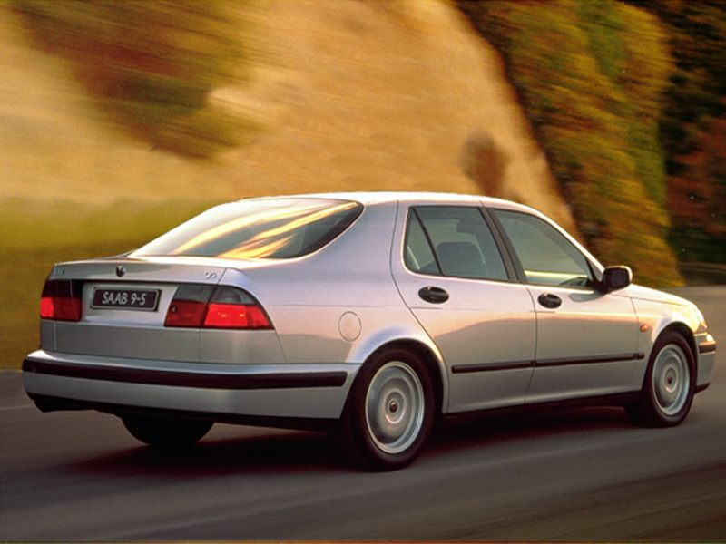 1999 saab 9 5 reviews specs and prices. Black Bedroom Furniture Sets. Home Design Ideas