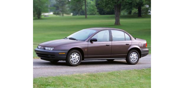 1999 Saturn SL1