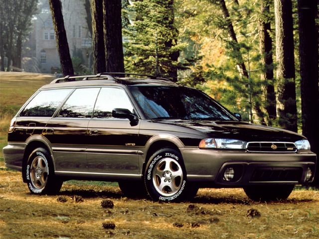 1999 Subaru Legacy Outback AWD Wagon for sale in Taylor for $3,995 with 161,013 miles