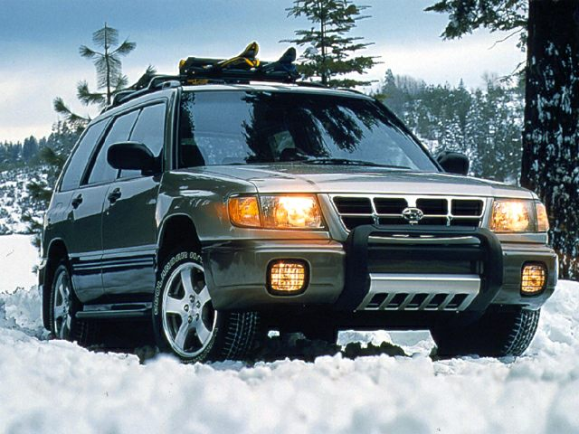 1999 Subaru Forester Reviews Specs And Prices Cars Com