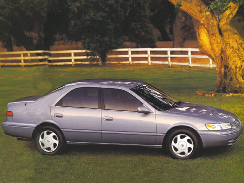 1999 Toyota Camry Reviews Specs And Prices Cars Com