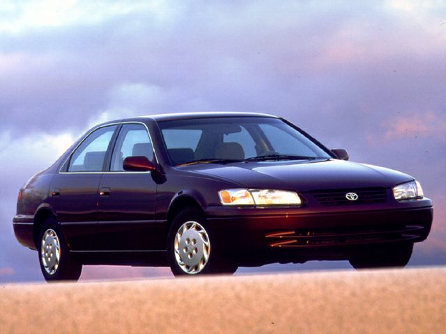 1999 Toyota Camry LE Sedan for sale in Jackson for $2,000 with 208,213 miles.