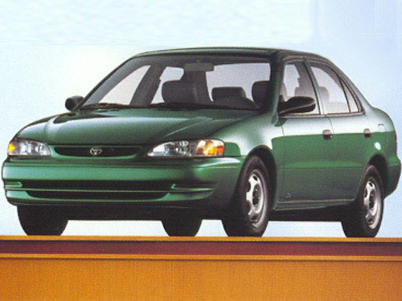 1999 toyota corolla reviews specs and prices. Black Bedroom Furniture Sets. Home Design Ideas