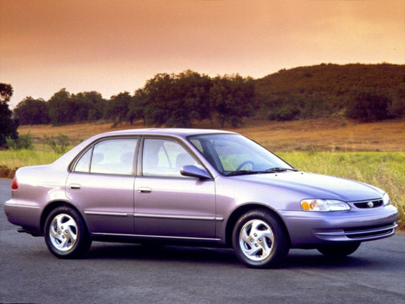 1999 toyota corolla specs pictures trims colors. Black Bedroom Furniture Sets. Home Design Ideas