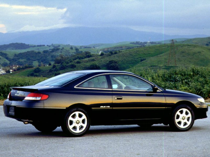 1999 toyota camry solara reviews specs and prices. Black Bedroom Furniture Sets. Home Design Ideas