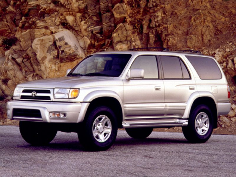 1999 toyota 4runner reviews specs and prices. Black Bedroom Furniture Sets. Home Design Ideas