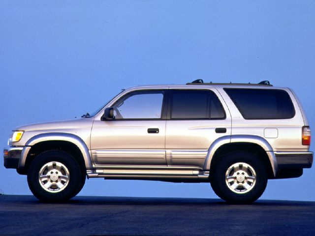 1999 Toyota 4Runner SR5 SUV for sale in Grass Valley for $7,995 with 163,642 miles.