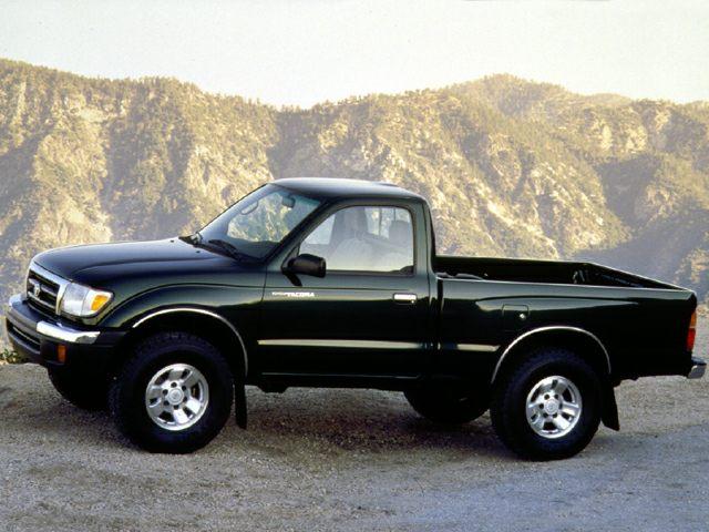 1999 Toyota Tacoma Reviews Specs And Prices Cars Com
