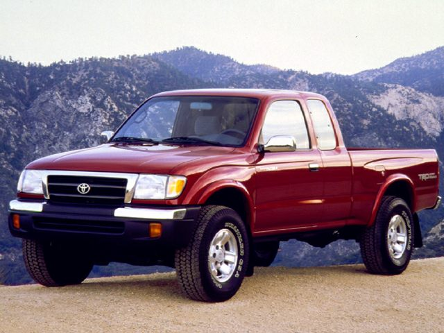 1999 Toyota Tacoma Reviews Specs And Prices Cars Com