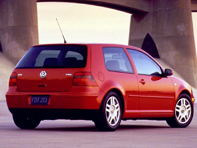 1999 Volkswagen Golf Reviews Specs And Prices Cars Com
