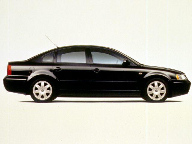 1999 Volkswagen Passat GLX V6 Sedan for sale in Redding for $4,995 with 0 miles