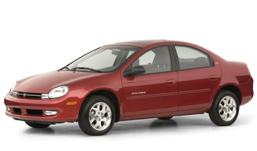 2000 Dodge Neon Highline Sedan for sale in Martinsville for $1,995 with 192,124 miles