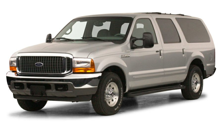 2000 Ford Excursion Limited SUV for sale in Daytona Beach for $9,950 with 272,538 miles.