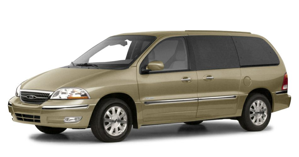 2000 Ford Windstar SEL Minivan for sale in Dalton for $4,995 with 130,812 miles