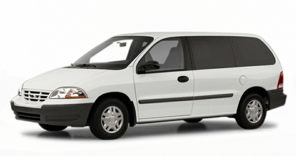 Available in 6 styles 2000 ford windstar 3dr wagon shown