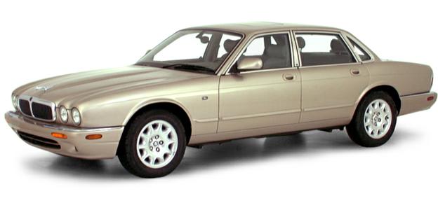 2000 Jaguar XJ8
