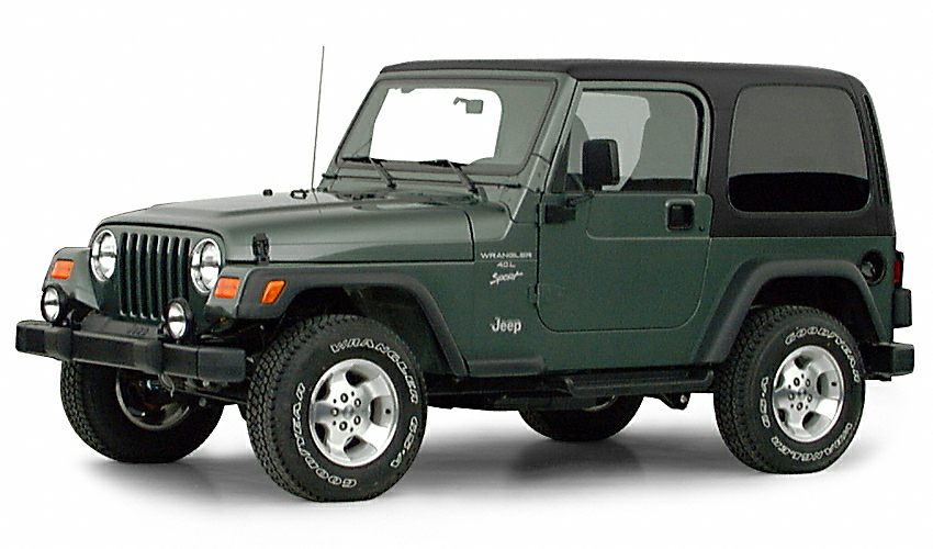2000 Jeep Wrangler Sport SUV for sale in Saint Clairsville for $9,100 with 164,070 miles