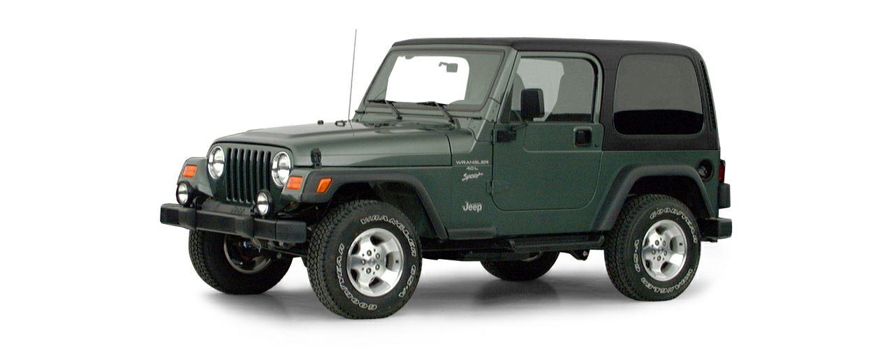 2000 Jeep Wrangler Reviews Specs And Prices Cars Com