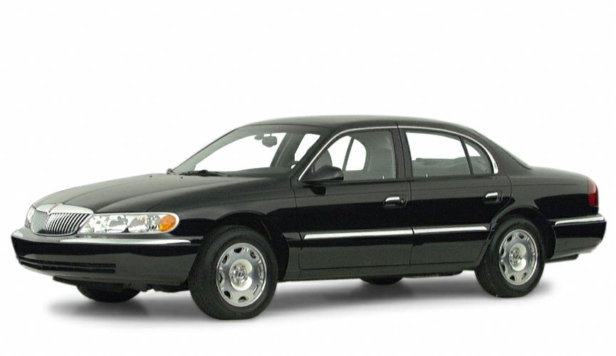 2000 Lincoln Continental Sedan for sale in Meadville for $0 with 227,613 miles